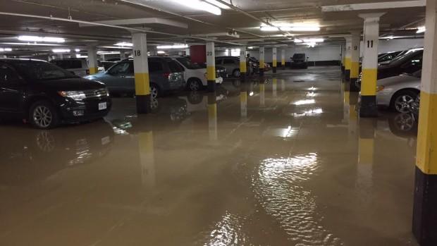 ¿Es posible volver a utilizar un garaje, sótano o trastero que ha sufrido una inundación?