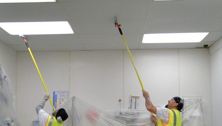 La importancia de la limpieza de techos